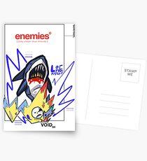 ENEMIES Postcards
