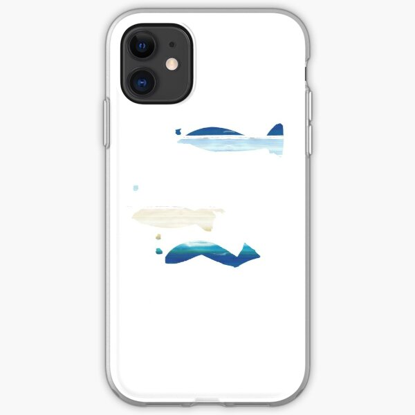 Expressive Fishes iPhone Soft Case