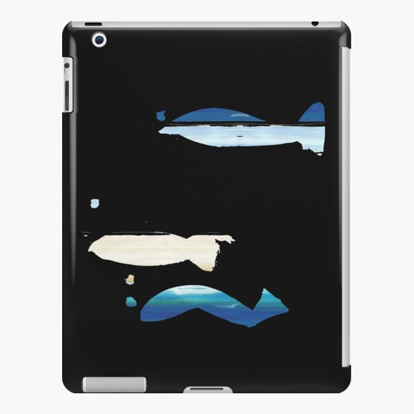 Expressive Fishes iPad Snap Case