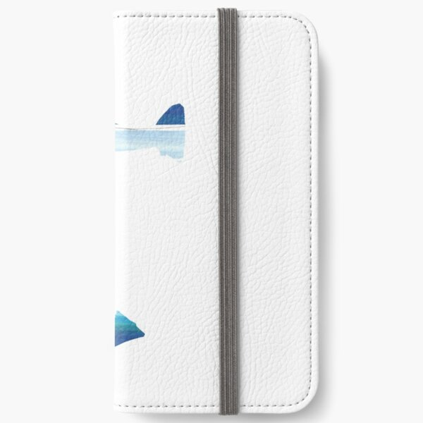 Expressive Fishes iPhone Wallet