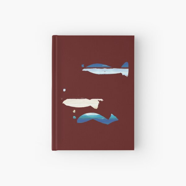 Expressive Fishes Hardcover Journal
