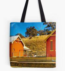 Carcoar Railway Station  Tote Bag