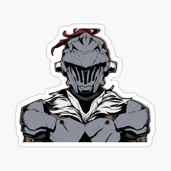 Goblin Slayer Anime Logo Gifts Merchandise Redbubble