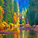 Mountian Creek by Walter Colvin