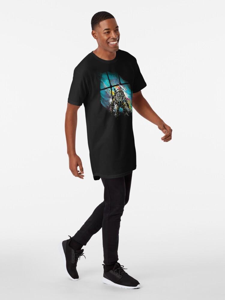 Alternate view of Mr  Bubbles Long T-Shirt