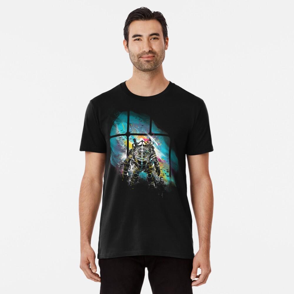 Mr  Bubbles Premium T-Shirt