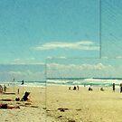 The Beach by Kitsmumma