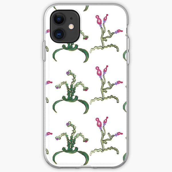 Ugly But Happy Plants iPhone Soft Case