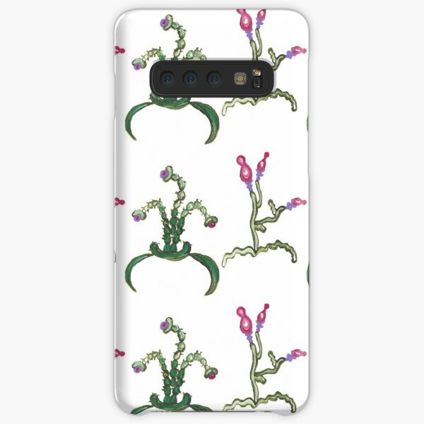 Ugly But Happy Plants Samsung Galaxy Snap Case