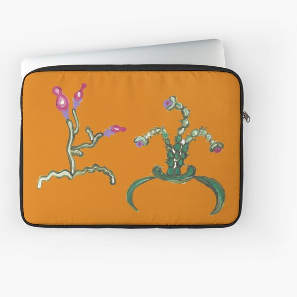 Ugly But Happy Plants Laptop Sleeve