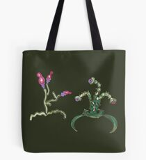 Ugly But Happy Plants Tote Bag