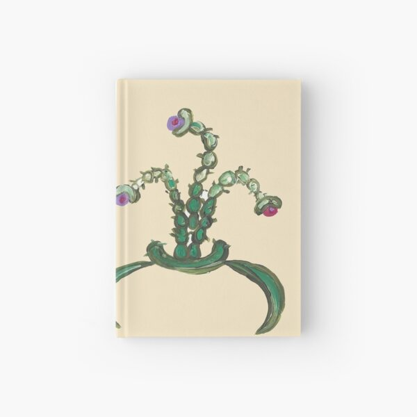 Ugly But Happy Plants Hardcover Journal
