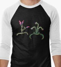 Ugly But Happy Plants Baseballshirt mit 3/4-Arm