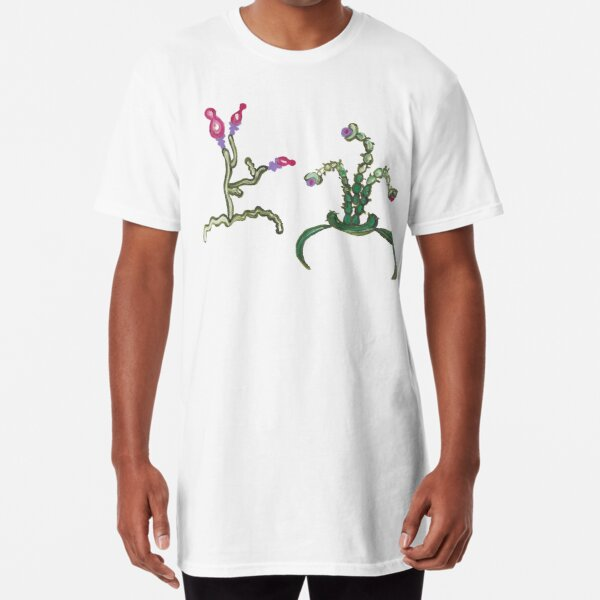Ugly But Happy Plants Long T-Shirt