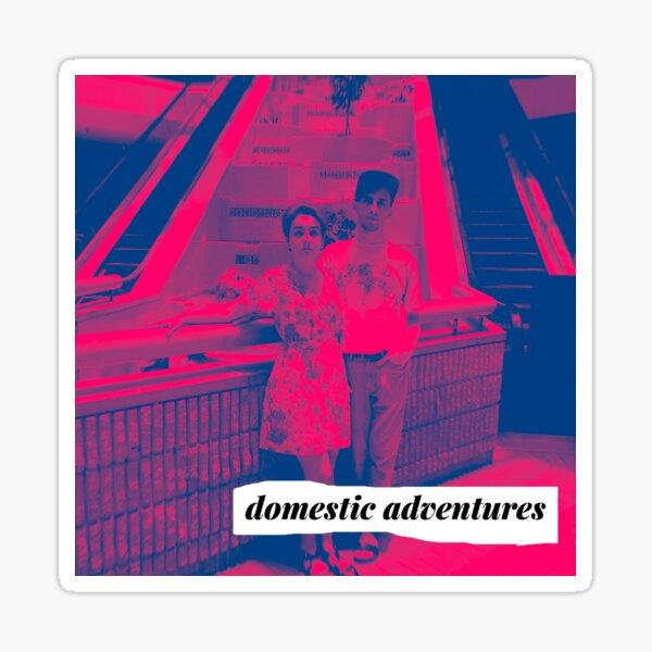Domestic Adventures Dead Mall Sticker