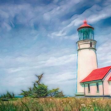 Light House  by Skyviper