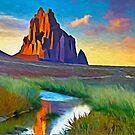 Prairie Art by Walter Colvin