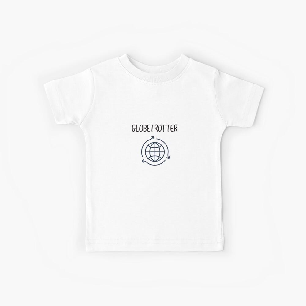Globetrotter  Kids T-Shirt