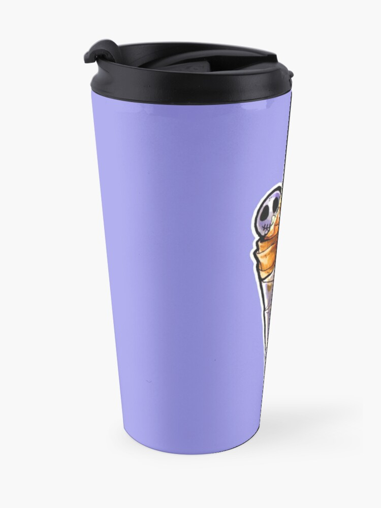 Alternate view of Crêpe fantôme Travel Mug