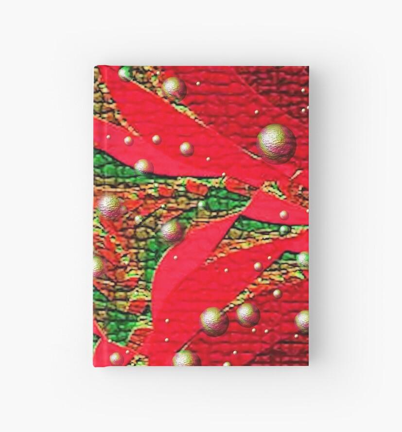 Red For Christmas by Margaret Stevens