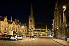 Durham Market Place by David Lewins