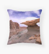 Paria Toadstools Throw Pillow
