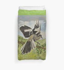 Mockingbird Landing Duvet Cover