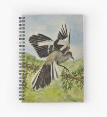 Mockingbird Landing Spiral Notebook