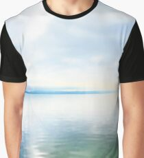 Lake Neuchatel Graphic T-Shirt