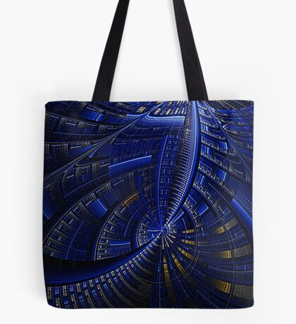 Architectural Industrialization Tote Bag