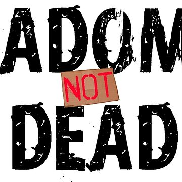 Saradomin's (not) Dead Oldschool Runscape  by nottheclock