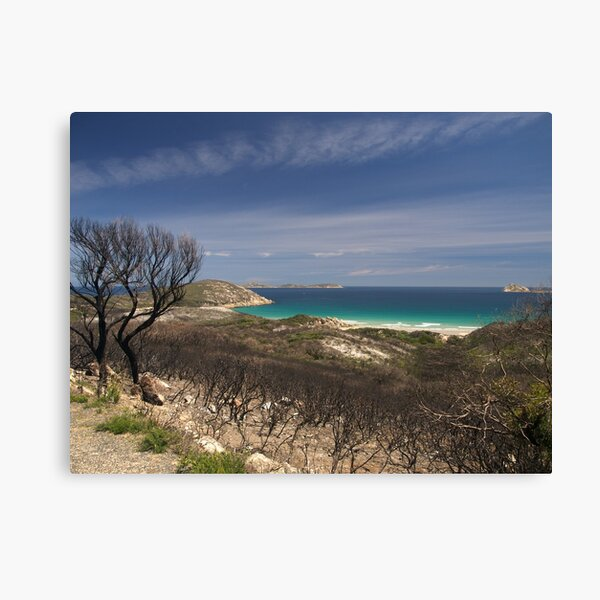 Whisky Bay, Wilsons Promontory. Canvas Print