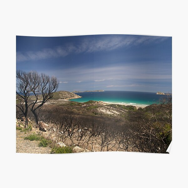 Whisky Bay, Wilsons Promontory. Poster