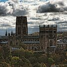 Durham  Cathedral by Kerry Lunt