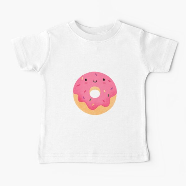 Happy donut Baby T-Shirt