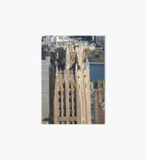 Lámina de exposición Vista aérea, Arquitectura clásica, Midtown East, Ciudad de Nueva York