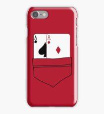 Pocket Aces iPhone Case/Skin
