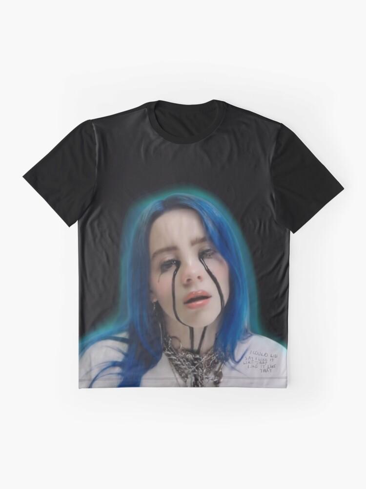 Alternative Ansicht von Billie - Ich könnte lügen Grafik T-Shirt