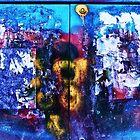 Colorful Graffiti by Karen Stahlros