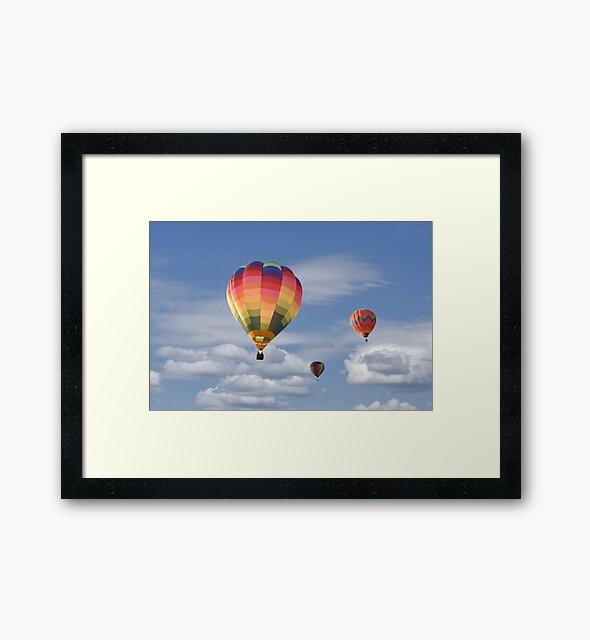 Hot Air Balloons by jbailey325