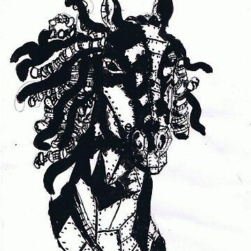 Iron Horse by mindwalker13
