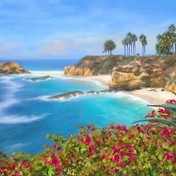 Treasure Island Beach 2 by janegirardot