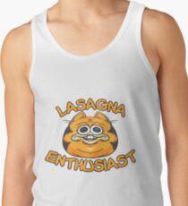 Camiseta de tirantes Entusiasta de lasaña