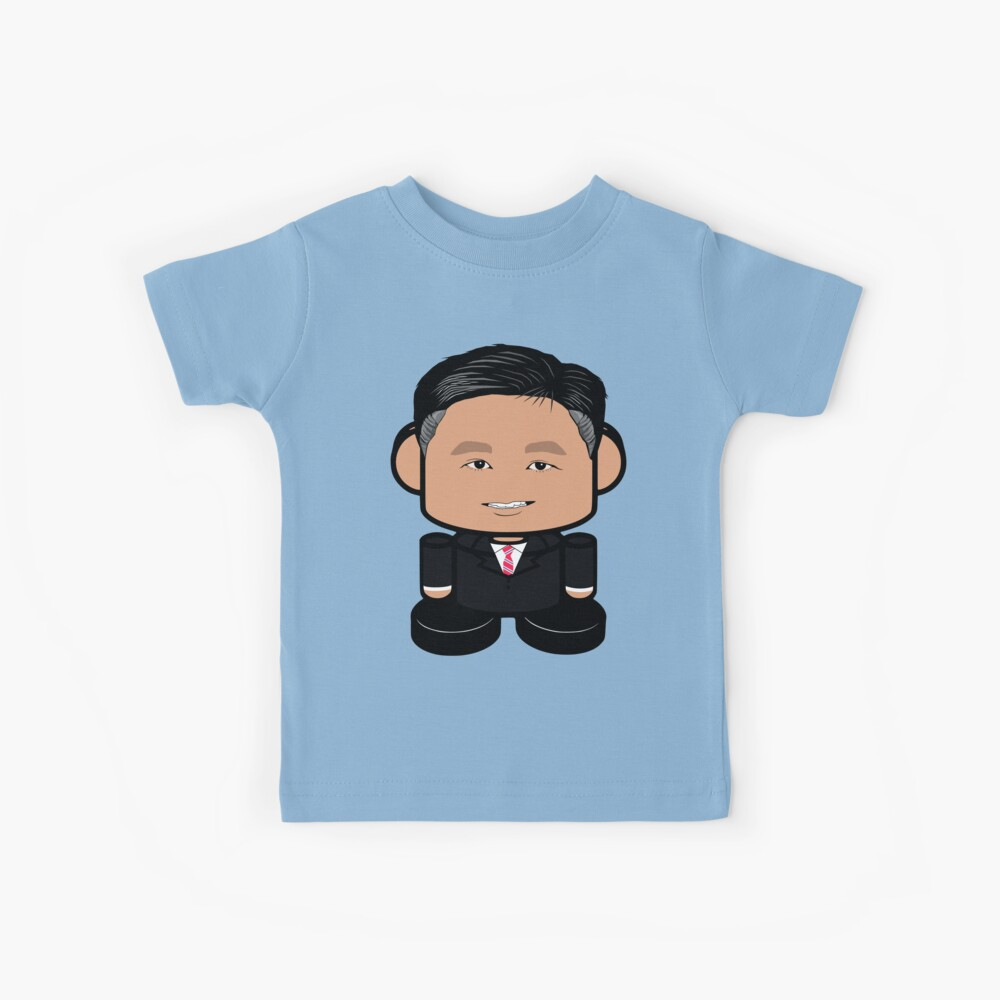 Cali Colonel POLITICO'BOT Toy Robot Kids T-Shirt