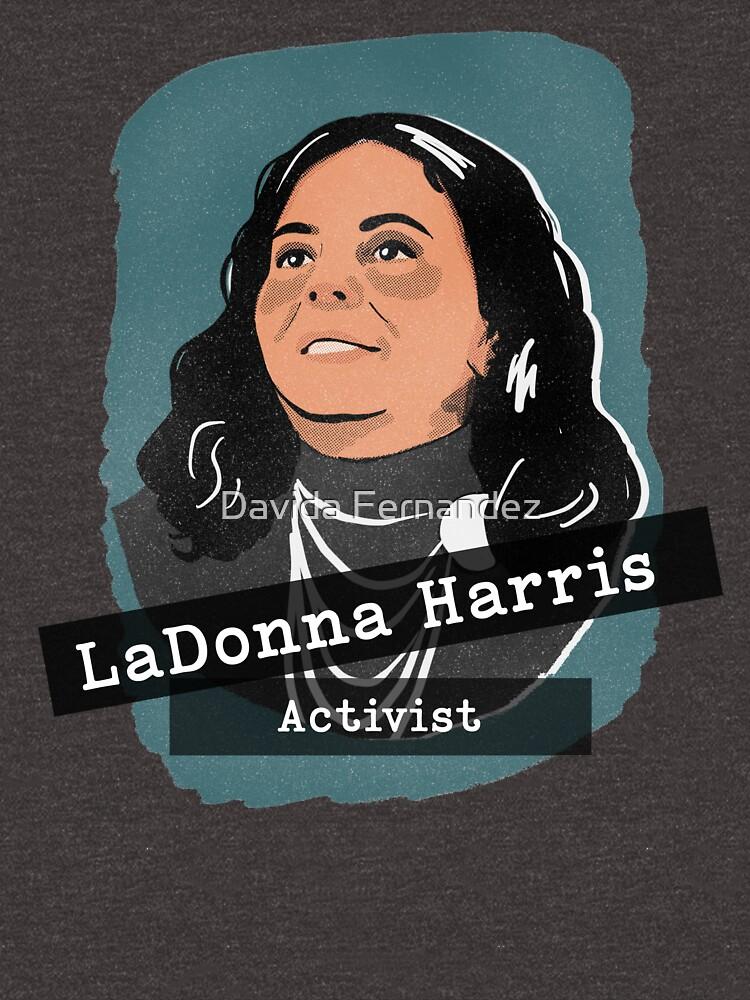 Herstory Portrait: LaDonna Harris by divafern