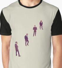 Mumford & Sons Delta Album Cover Graphic T-Shirt