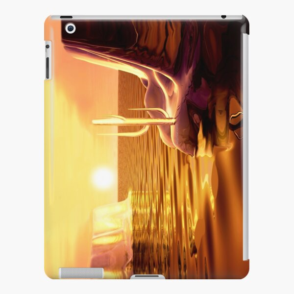 Human's Project iPad Snap Case