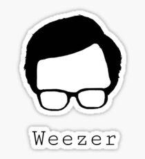 W eezer Sticker