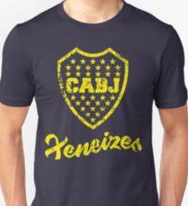 Boca Juniors Unisex T-Shirt