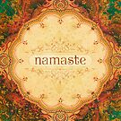 Namaste by AngiandSilas